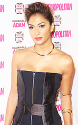 © Licensed to London News Pictures. 05/12/2013, UK. Nicole Scherzinger, Cosmopolitan Ultimate Women of the Year Awards 2013, V&A, Cromwell Road, London UK, 05 December 2013e. Photo credit : Brett D. Cove/Piqtured/LNP