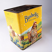 Old Bushells Tea Tin