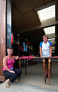 2006, U23 Rowing, Championships, Hazewinkel, BELGIUM Saturday, 22.07.2006.  Locker Room, Ladies. Photo  Peter Spurrier/Intersport Images email images@intersport-images.com....[Mandatory Credit Peter Spurrier/ Intersport Images] Rowing Course, Bloso, Hazewinkel. BELGUIM
