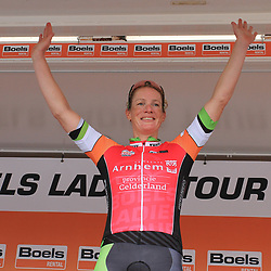 30-08-2017: Wielrennen: Boels Ladies Tour: Arnhem