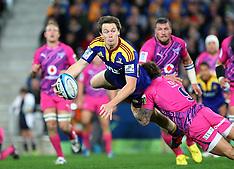 Dunedin-Rugby, Super 15, Highlanders v Bulls