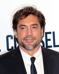 Javier Bardem arriving for a special screening of The Counselor, in  London,  Thursday, 3rd October 2013. Picture by Stephen Lock / i-Images