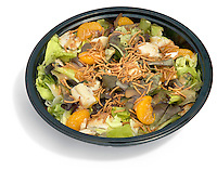 wendy's mandarin chicken salad