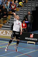 20120324 NED: A-League Hf Play Off Heren Netwerk STV - Langhenkel Volley, Tilburg