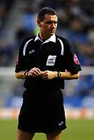 Photo: Daniel Hambury.<br />Leicester City v Crewe Alexander. Coca Cola Championship. 17/12/2005.<br />Referee Andre Marriner.