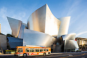 Walt Disney Concert Hall | Los Angeles, California | Architect: Frank Gehry
