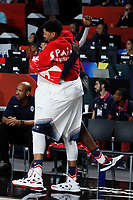 United States´s Davis celebrates during FIBA Basketball World Cup Spain 2014 final match between United States and Serbia at `Palacio de los deportes´ stadium in Madrid, Spain. September 14, 2014. (ALTERPHOTOSVictor Blanco)