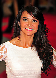 © licensed to London News Pictures. LONDON UK  05/06/11.Lizzie Cundy attends the premiere of Kung Fu Panda 2 at Westfield shopping center London. Please see special instructions for usage rates. Photo credit should read ALAN ROXBOROUGH/LNP