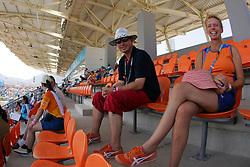 Van Grunsven Anky, (NED), Rothenberger Sven<br /> Olympic Games Athens 2004<br /> © Hippo Foto-Dirk Caremans