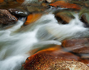 West prong of the little pigeon river - Great Smokey Mountains National Park. Tennessee.