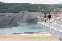 Uitkijkplatform Enci-groeve