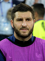 Uefa - World Cup Fifa Russia 2018 Qualifier / <br /> France National Team - Preview Set - <br /> Andre-Pierre Gignac