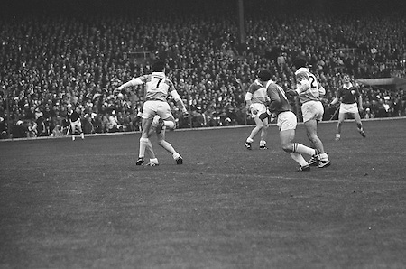 All Ireland Senior Football Championship Final, Offaly v Galway, 26.09.1971, 09.26.1971, 26th September 1971, Offaly 1-14 Galway 2-08, 26091971AISFCF, Referee Paul Kelly,
