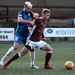 Stenhousemuir v Montrose | Scottish League Two | 25 November 2017