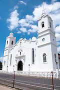 Iglesia San Juan Bautista de Penonomé,Coclé-Panamá<br /> Fue construida en la segunda mitad del siglo XVI y la primera misa se celebro de 1581.Se reconstruyo en 1948 no sufrieron cambios ni las paredes ni la torre. La patrona de esta iglesia el La Inmaculada Concepcion de Maria. ©Victoria Murillo/Istmophoto.com