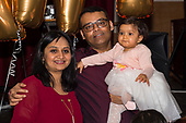 4th Nov - Maahi's 1st Birthday Party