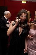 Princess Tamara Czartorski. British Red Cross tenth annual Ball. 'The Room' South Bank. London. 1 December 2004. ONE TIME USE ONLY - DO NOT ARCHIVE  © Copyright Photograph by Dafydd Jones 66 Stockwell Park Rd. London SW9 0DA Tel 020 7733 0108 www.dafjones.com