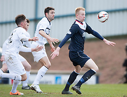 Falkirk's Mark Beck.<br /> Raith Rovers 2 v 4 Falkirk, Scottish Championship game today at Starks Park.<br /> &copy; Michael Schofield.
