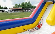 Everett School Closing Party in Falls Township, Pennsylvania