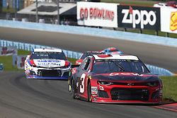 August 5, 2018 - Watkins Glen, New York, United States of America - Austin Dillon (3) brings his car through the turns during the Go Bowling at The Glen at Watkins Glen International in Watkins Glen , New York. (Credit Image: © Chris Owens Asp Inc/ASP via ZUMA Wire)
