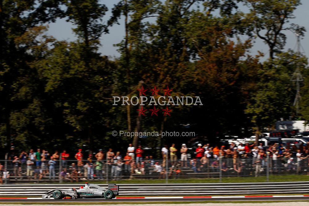 Motorsports / Formula 1: World Championship 2010, GP of Italy, Monza, 03 Michael Schumacher (GER, Mercedes GP Petronas),
