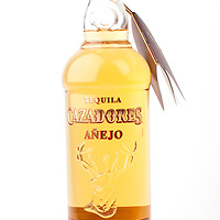 Cazadores anejo -- Image originally appeared in the Tequila Matchmaker: http://tequilamatchmaker.com
