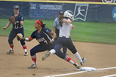 NCAA 2018 Softball Championship St. Anselm - Game 2