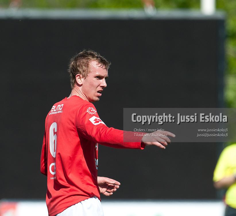 Timo Priha. HIFK - PS Kemi Kings. Ykkönen. Helsinki 21.5.2011. Photo: Jussi Eskola