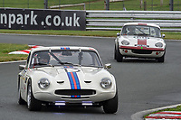 #13 Jon WOLFE TVR Tuscan V8  during CSCC Adams & Page Swinging Sixties Series  as part of the CSCC Oulton Park Cheshire Challenge Race Meeting at Oulton Park, Little Budworth, Cheshire, United Kingdom. June 02 2018. World Copyright Peter Taylor/PSP.