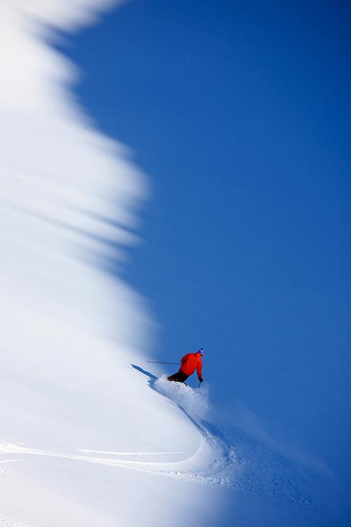Bugaboos, Heliskiiing, Powder, CMH, Canadian Mountain Holidays, Patrik Leje