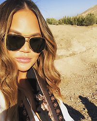 "Chrissy Teigen releases a photo on Instagram with the following caption: ""GRACE WE ARE COMING HOME NOW MAKE ROOM FOR THE CAMELS @DAVIDCHANG @GRACESEO"". Photo Credit: Instagram *** No USA Distribution *** For Editorial Use Only *** Not to be Published in Books or Photo Books ***  Please note: Fees charged by the agency are for the agency's services only, and do not, nor are they intended to, convey to the user any ownership of Copyright or License in the material. The agency does not claim any ownership including but not limited to Copyright or License in the attached material. By publishing this material you expressly agree to indemnify and to hold the agency and its directors, shareholders and employees harmless from any loss, claims, damages, demands, expenses (including legal fees), or any causes of action or allegation against the agency arising out of or connected in any way with publication of the material."