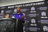 20120105 - Sacramento Kings Keith Smart Press Conference