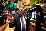 NYSE Floor Specialist Theodore P. Weisber is CEO of Seaport Securities.