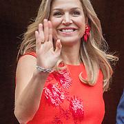 NLD/Amsterdam/20161215 - Koninklijke Familie bij uitreiking Prins Claus Prijs 2016, Koningin Maxima
