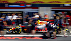 June 22, 2018 - Le Castellet, France - Motorsports: FIA Formula One World Championship 2018, Grand Prix of France, .#33 Max Verstappen (NLD, Aston Martin Red Bull Racing) (Credit Image: © Hoch Zwei via ZUMA Wire)