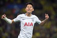 Tottenham v Borussia Dortmund - Champions League