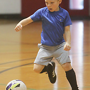 Indoor Soccer YMCA