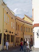 Along Didžioji gatvė, Senamiestyje/Old Town, Vilnius, Lithuania