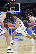 Olimpiadi Sydney 2000<br /> Italia - Jugoslavia<br /> Nella foto: Gianluca Basile