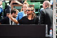 Bob SINCLAIR - 23.05.2015 - Tennis - Journee des enfants - Roland Garros 2015<br /> Photo : David Winter / Icon Sport