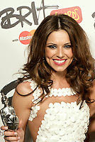 Cheryl Cole - Backstage