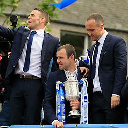 Scottish Cup Winners Parade | Perth | 18 May 2014