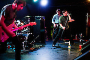 """Legendary St. Louis ska band MU330 (performing with the """"Press"""" era line-up) skanked The Firebird into the new year with Holy Shakes and Cross Examination."""