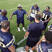 2006 Chargers Camp