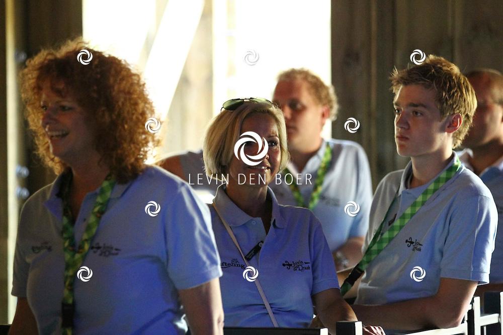 KAATSHEUVEL - In de Efteling was vandaag de officiele opening van Joris en de Draak.  Met op de foto Mariska van Kolck. FOTO LEVIN DEN BOER - PERSFOTO.NU