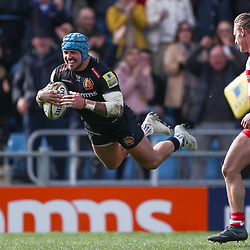 08,04,2018 Aviva Premiership Exeter Chiefs and Gloucester