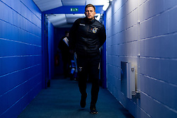 Lee Mansell of Bristol Rovers arrives at  prior to kick off - Mandatory by-line: Ryan Hiscott/JMP - 14/01/2020 - FOOTBALL - St Andrews Stadium - Coventry, England - Coventry City v Bristol Rovers - Emirates FA Cup third round replay