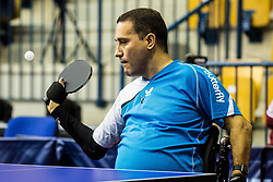 BUSTAMANTE SIERRA Guillermo Jose of Argentina during SPINT 2018 Table Tennis world championship for the Disabled, Day One, on October 16th, 2018, in Dvorana Zlatorog, Celje, Slovenia. . Photo by Grega Valancic / Sportida