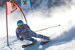 22.10.2011, Rettenbachferner, Soelden, AUT, FIS World Cup Ski Alpin, Damen, Riesenslalom, im Bild Julia Mancuso (USA) // during Ladies ginat Slalom at FIS Worldcup Ski Alpin at the Rettenbachferner in Solden on 22/10/2011. EXPA Pictures © 2011, PhotoCredit: EXPA/ Johann Groder