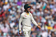 Cameron Bancroft of Australia during the 5th International Test Match 2019 match between England and Australia at the Oval, London, United Kingdom on 14 September 2019.